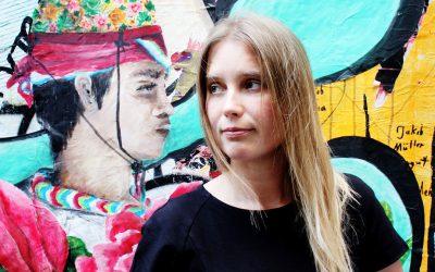 Taiteilijatapaaminen Niina Lehtonen Braun