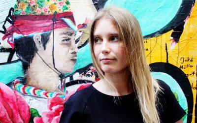 Niina Lehtonen Braun ja Laura Hirvi